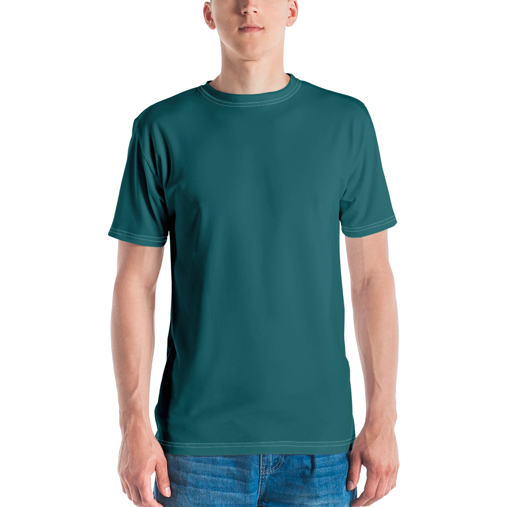 Adelaide men crew neck t-shirt - AVENUE FALLS