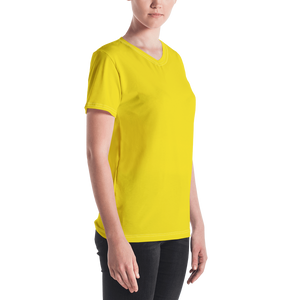 Algiers women v-neck t-shirt - AVENUE FALLS