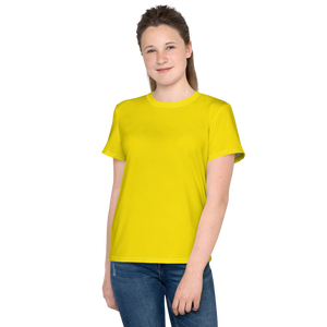 Algiers youth girl crew neck t-shirt - AVENUE FALLS