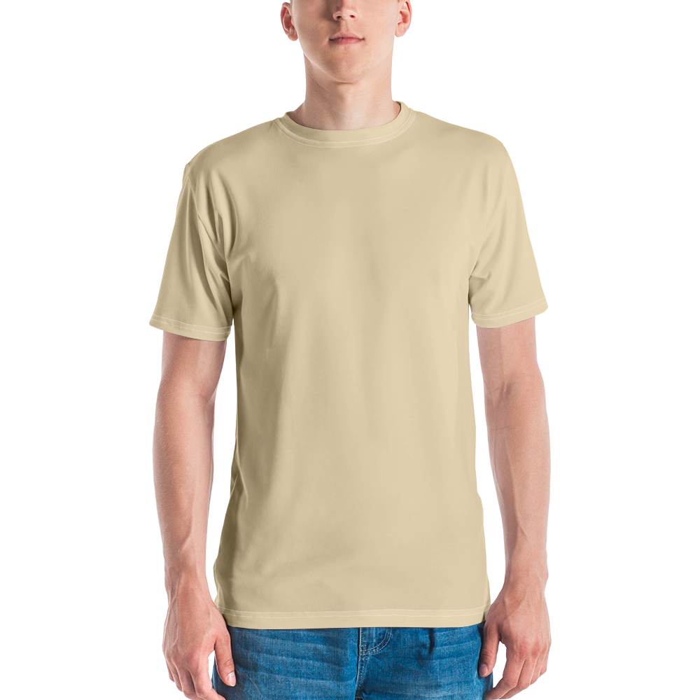 Athens men crew neck t-shirt - AVENUE FALLS