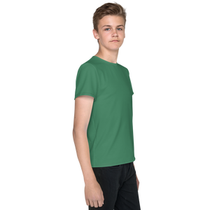 Albuquerque youth boy crew neck t-shirt - AVENUE FALLS