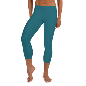 Atlanta women capri leggings - AVENUE FALLS