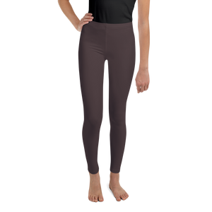 Bordeaux youth girl leggings