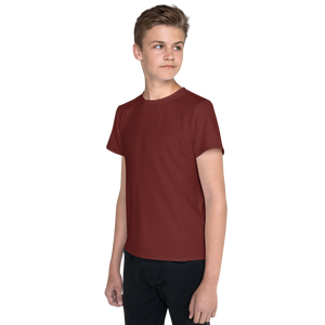 Aberdeen youth boy crew neck t-shirt - AVENUE FALLS