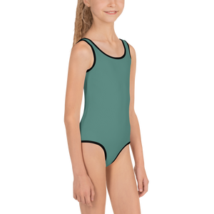 Beijing kids girl swimsuit