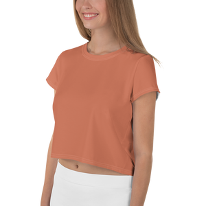 Mumbai women crop tee - AVENUE FALLS