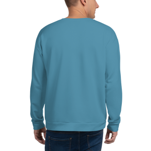 Luxembourg Men Sweatshirt - AVENUE FALLS