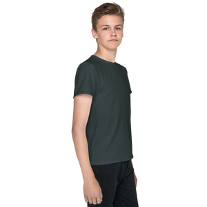 Austin youth boy crew neck t-shirt - AVENUE FALLS