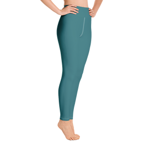 Adelaide women yoga leggings - AVENUE FALLS