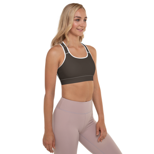 Baltimore women padded sports bra - AVENUE FALLS