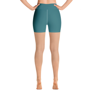Adelaide women yoga shorts - AVENUE FALLS
