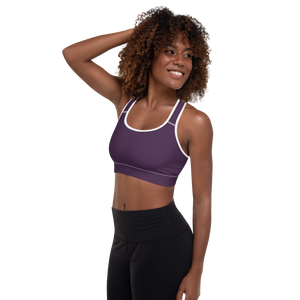 Basel-Mulhouse women padded sports bra