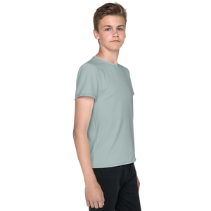 Amsterdam youth boy crew neck t-shirt - AVENUE FALLS