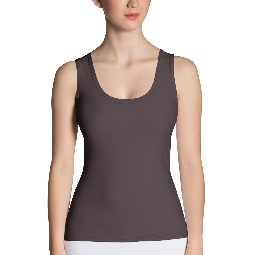 Bordeaux women tank top