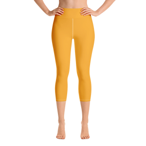 Aachen-Liège-Maastricht women yoga capri leggings with pocket - AVENUE FALLS