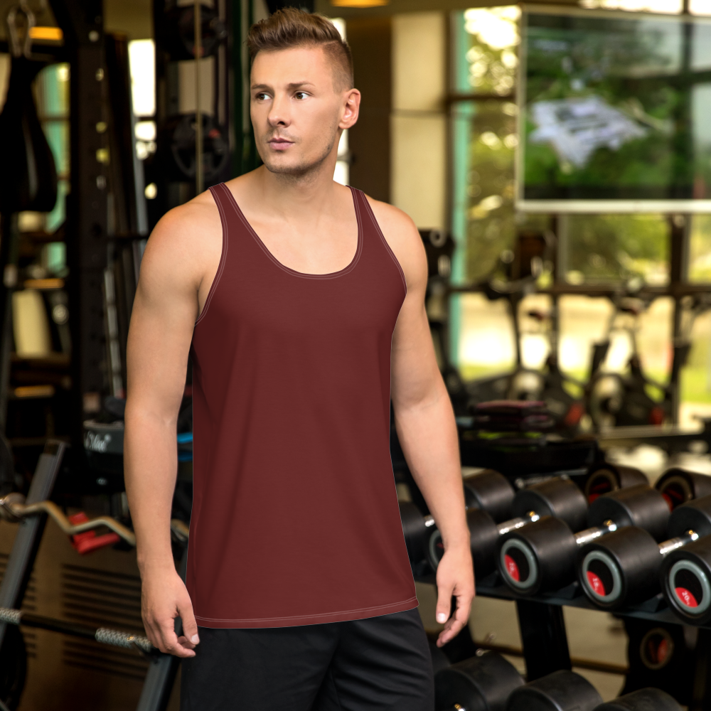 Aberdeen men tank top - AVENUE FALLS