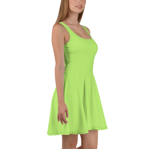 Abidjan women skater dress - AVENUE FALLS