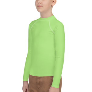 Alexandria youth boy rash guard - AVENUE FALLS