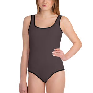 Bordeaux youth girl swimsuit