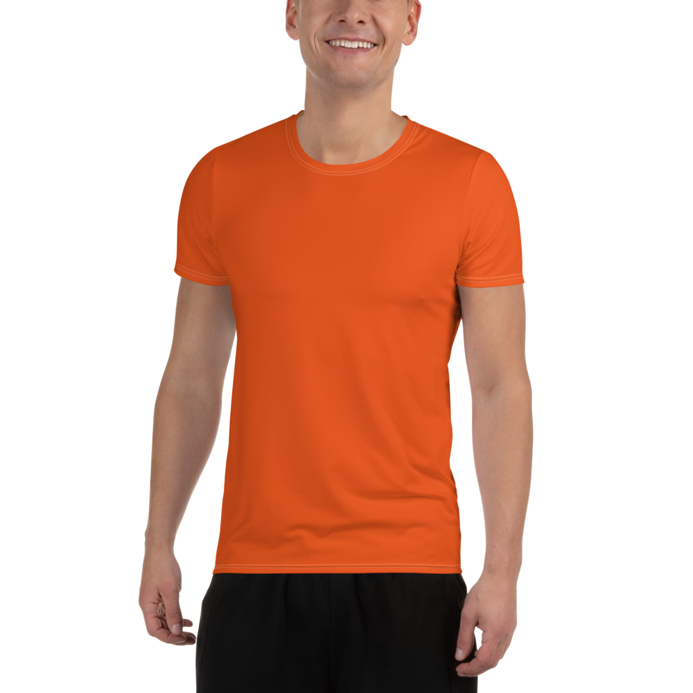 Addis Ababa men athletic t-shirt - AVENUE FALLS