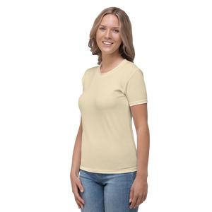 Athens women crew neck t-shirt - AVENUE FALLS