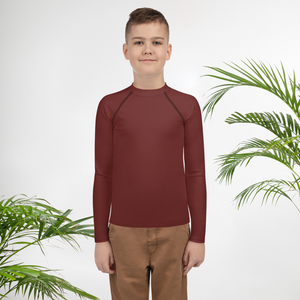 Aberdeen youth boy rash guard - AVENUE FALLS