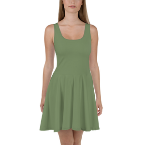Akron women skater dress - AVENUE FALLS