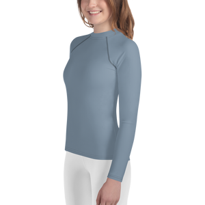 Belfast youth girl rash guard
