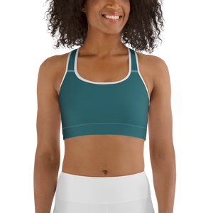 Washington, DC women sports bra - AVENUE FALLS