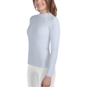 Abu Dhabi youth girl rash guard - AVENUE FALLS