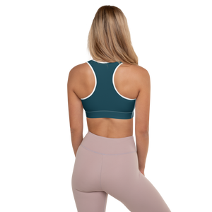 Birmingham women padded sports bra