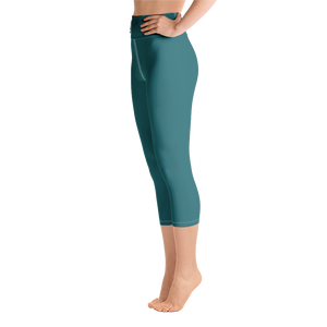 Adelaide women yoga capri leggings - AVENUE FALLS