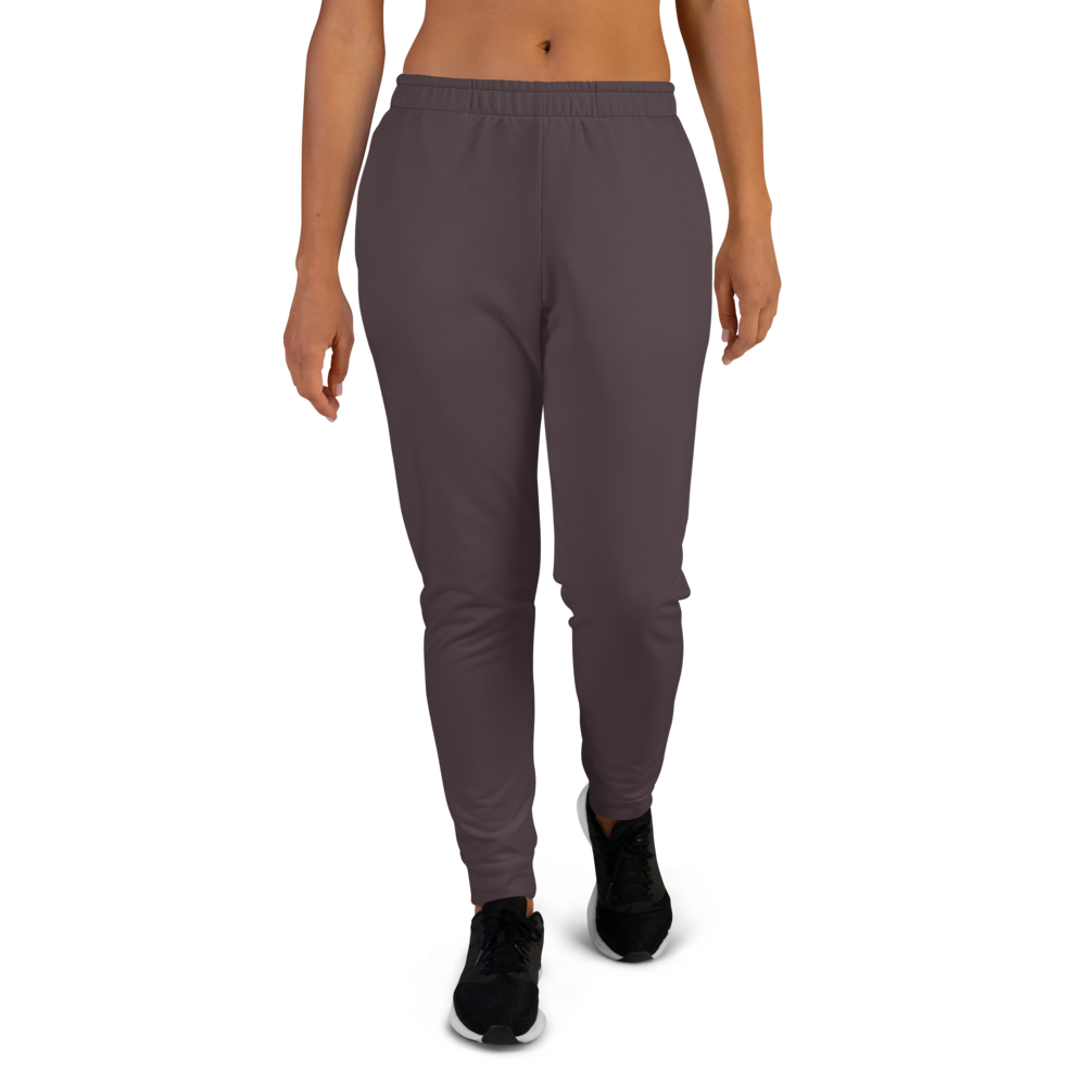 Bordeaux women joggers