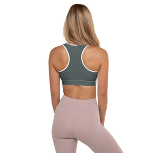 Delhi women padded sports bra - AVENUE FALLS