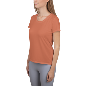 Mumbai women athletic t-shirt - AVENUE FALLS