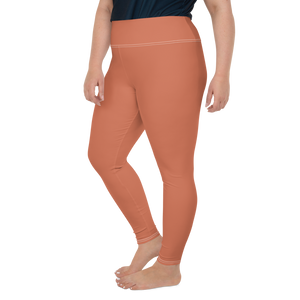 Mumbai women plus size leggings - AVENUE FALLS
