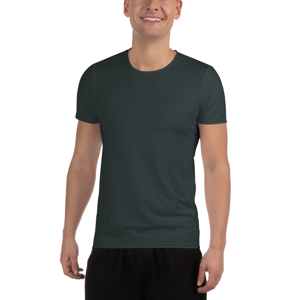 Austin men athletic t-shirt - AVENUE FALLS