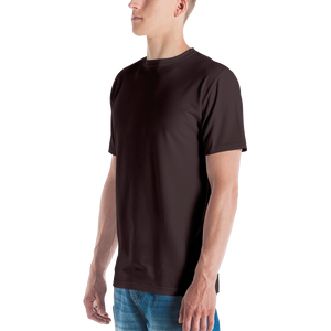 Bordeaux men crew neck t-shirt