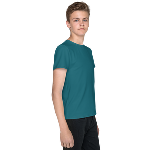 Atlanta youth boy crew neck t-shirt - AVENUE FALLS