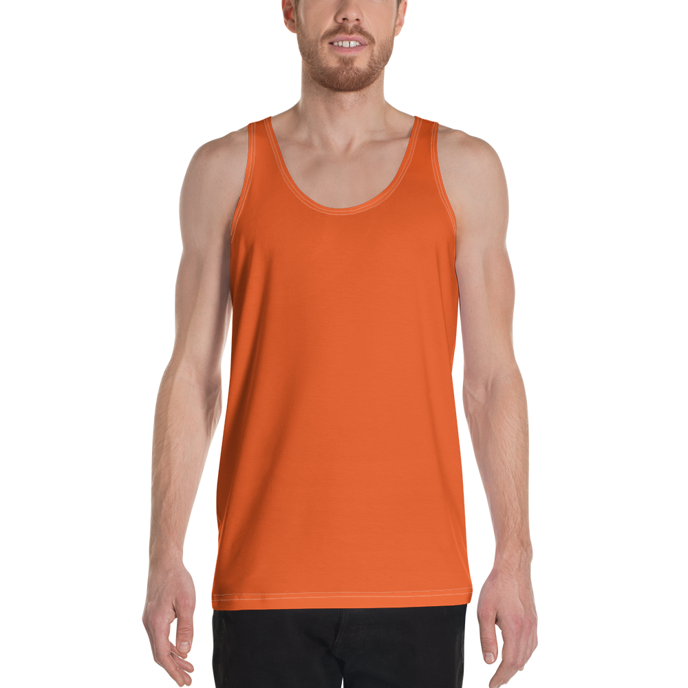 Addis Ababa men tank top - AVENUE FALLS