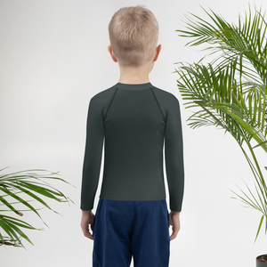 Austin kids boy rash guard - AVENUE FALLS