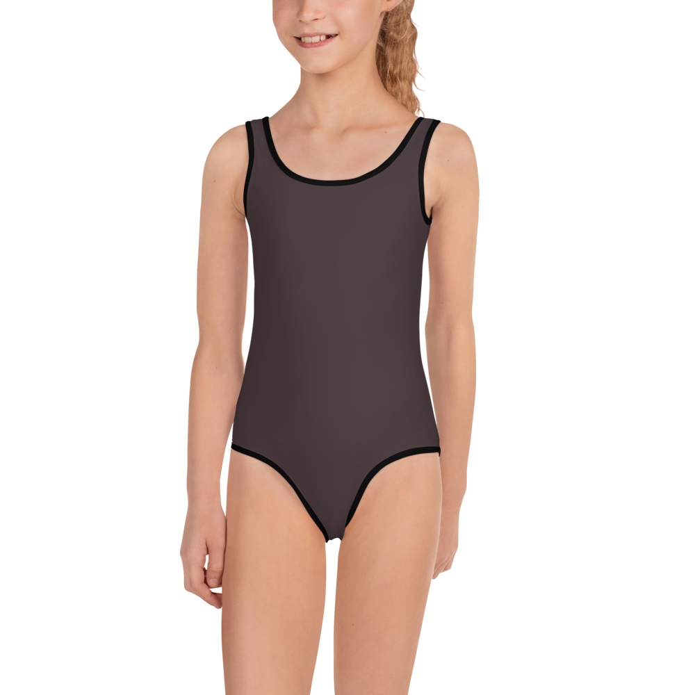 Bordeaux kids girl swimsuit