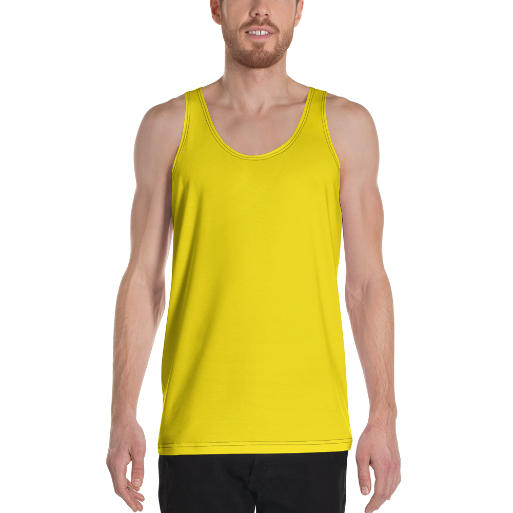 Algiers men tank top - AVENUE FALLS