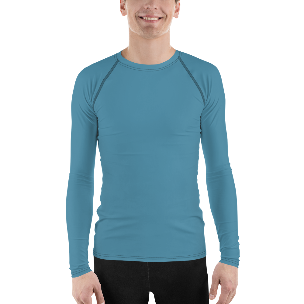 luxembourg Men's Rash Guard - AVENUE FALLS