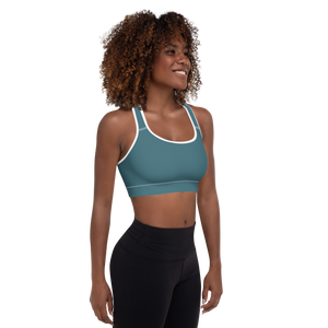 Berlin women padded sports bra