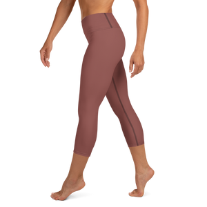 Jerusalem women yoga capri leggings - AVENUE FALLS