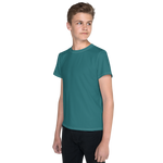 Adelaide youth boy crew neck t-shirt - AVENUE FALLS