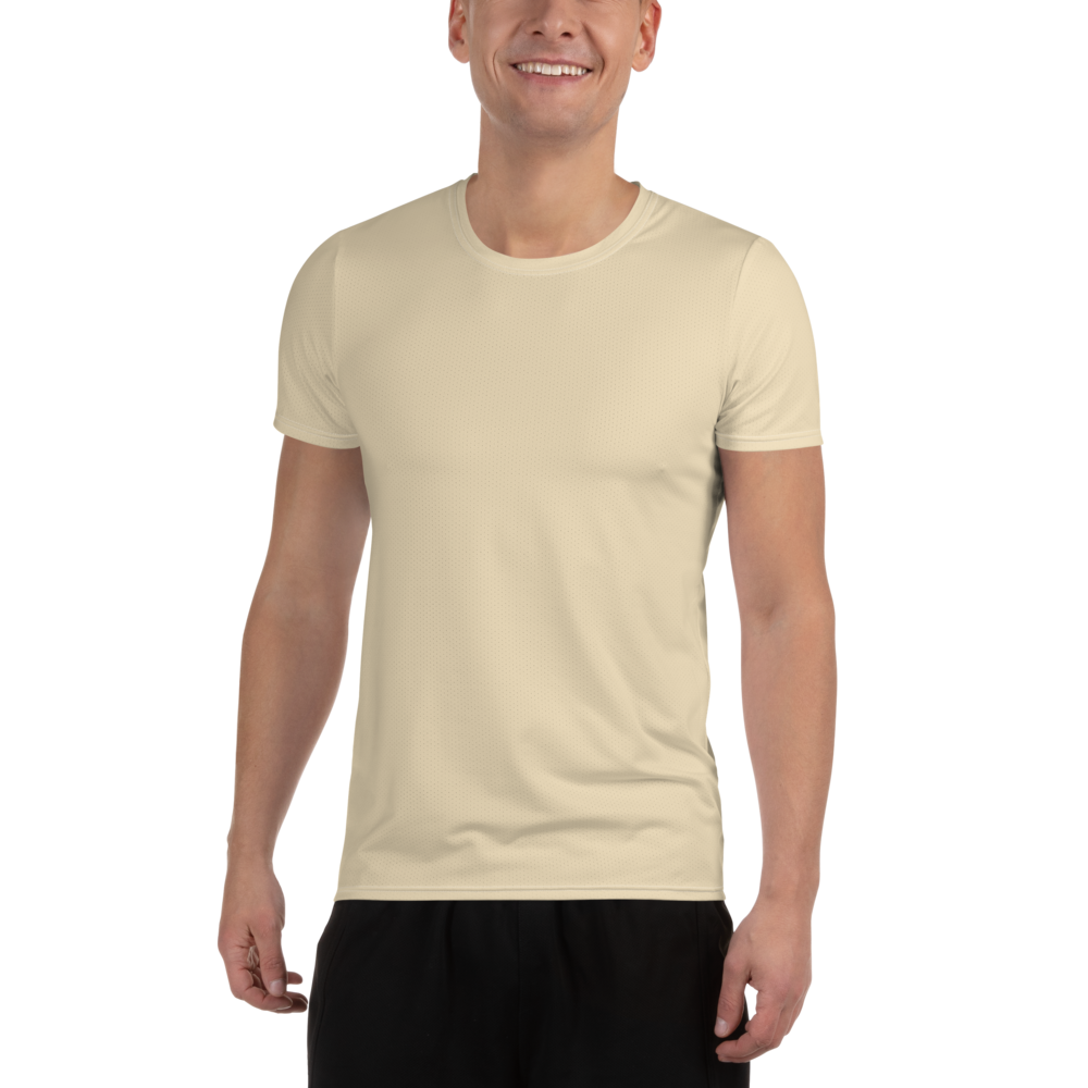 Athens men athletic t-shirt - AVENUE FALLS