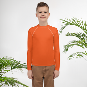 Addis Ababa youth boy rash guard - AVENUE FALLS