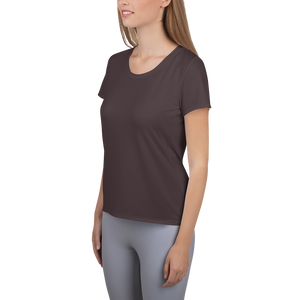 Bordeaux women athletic t-shirt